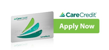 New to CareCredit? Click button to learn more or apply now.