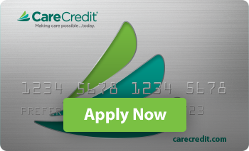 CareCredit Healthcare financing apply button