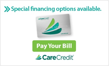 Care Credit special financing options