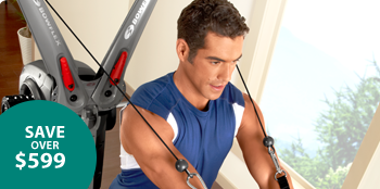 Home Gyms: Save over $708